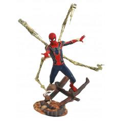 Diamond Marvel Premier Collection Statue Iron Spider - Avengers Infinity War