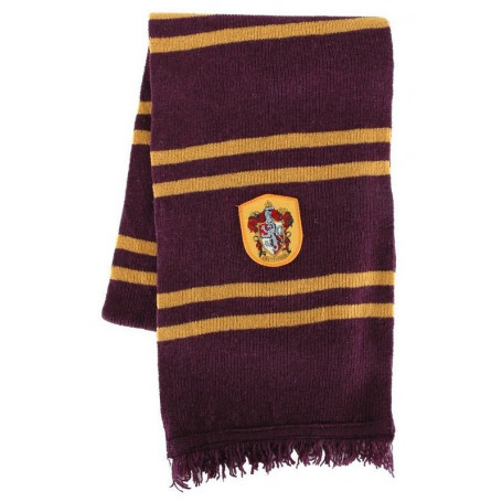 Harry Potter écharpe Gryffondor
