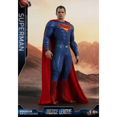 Hot toys Justice League Movie Masterpiece 1/6 Superman