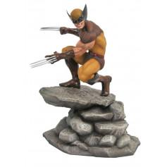 Diamond Marvel Gallery Figurine - Wolverine - Brown