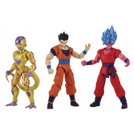 Bandai Dragon Ball Super Dragon Stars Serie 6 Set Complet