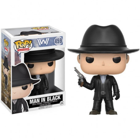 Funko Pop 459 - Westworld - Man in Black