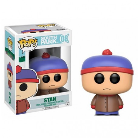 Funko Pop 08 - South Park- Stan