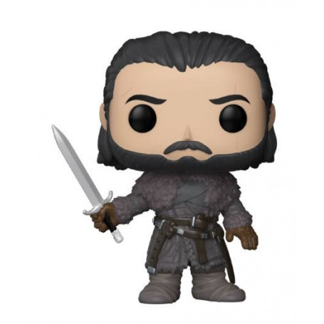 Funko POP 61 - Game of Throne - Beyond the Wall Jon Snow