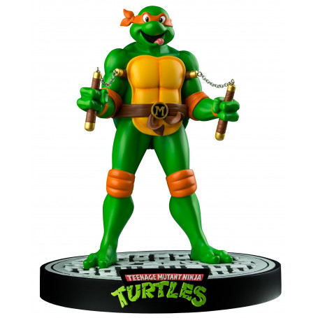 Ikon collectables TMNT Michelangelo Statue 12 inch