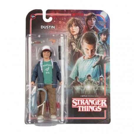 Mac Farlane Stranger Things Dustin