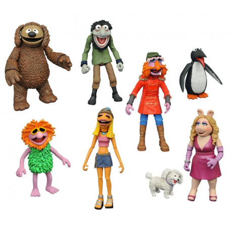 Diamond Select The Muppets Series 3
