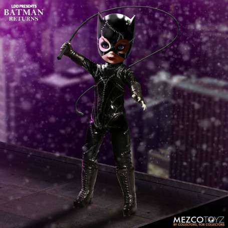 Mezco Living dead dolls - Batman returns - catwoman
