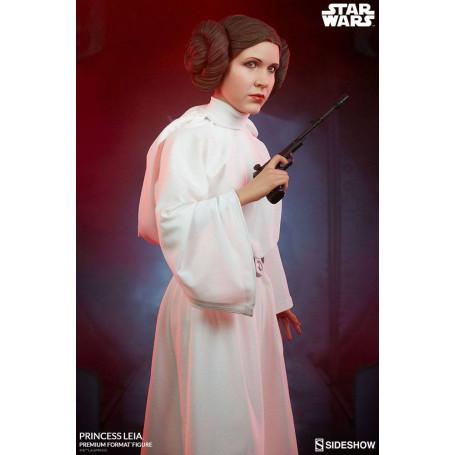 Sideshow Star Wars Statue Princesse Leia Episode IV Premium Format