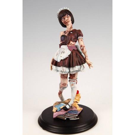 Kaitendoh Horror Figure Series statuette 1/8 Zombie Girl 22 cm
