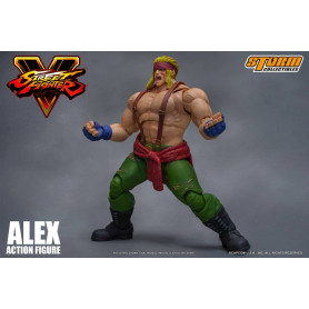 Storm Collectibles - Street Fighter V - Alex 1/12