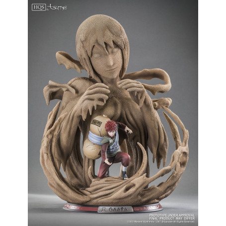 Tsume Statue Naruto Gaara HQS
