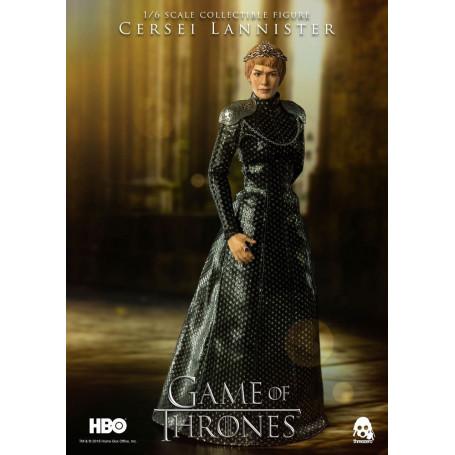 Three 0 - Game of Thrones Figurine 1/6 - Cersei Lannister 28 cm