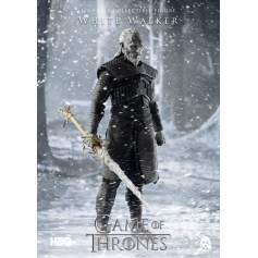 Three 0 - Game of Thrones Figurine 1/6 - White Walker 33cm