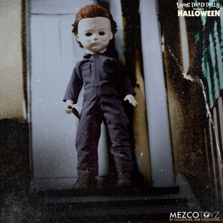 Mezco Living dead Dolls poupée Halloween - Michael Myers