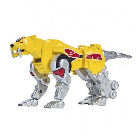 Bandai Power Rangers - Smilodon - Sabertooth Tiger Zord - Mighty Morphin Legacy