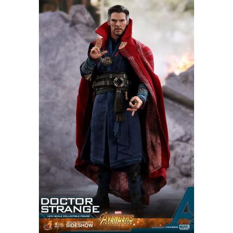 Hot Toys Avengers Infinity War figurine1/6 Doctor Strange - 31cm