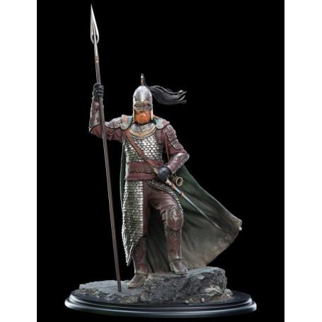 Weta Statue 1/6 Le Seigneur des Anneaux - Royal Guard of Rohan - 37cm