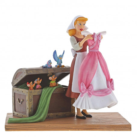 """Enesco Disney Enchanting Collection Cendrillon """"Such a Surprise"""""""
