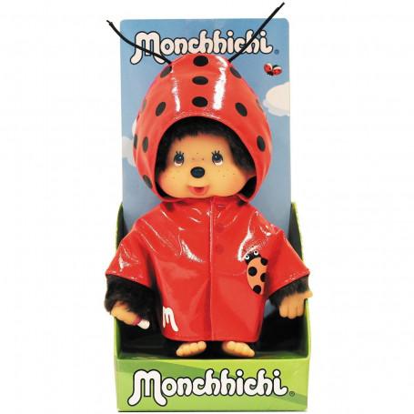 Bandai - Monchhichi Coccinelle