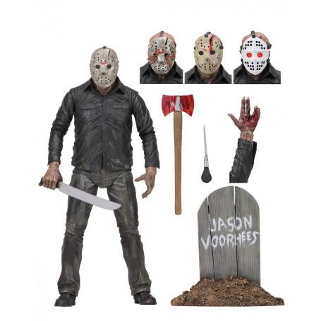 Neca Vendredi 13 chapitre 5 Ultimate - Dream Sequence Jason - Friday the 13th