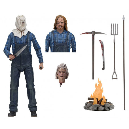 Neca Vendredi 13 chapitre 2 Ultimate - Jason - Friday the 13th