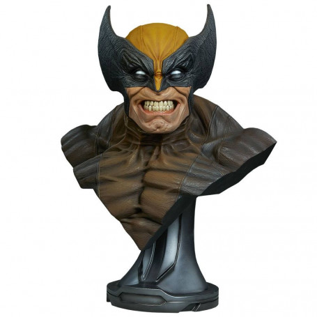 Sideshow Marvel - Wolverine Life-Size Bust - 69cm