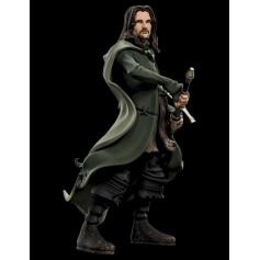 Weta Statue Vinyl Le Seigneur des Anneaux - Mini Epics - Aragorn - 12cm
