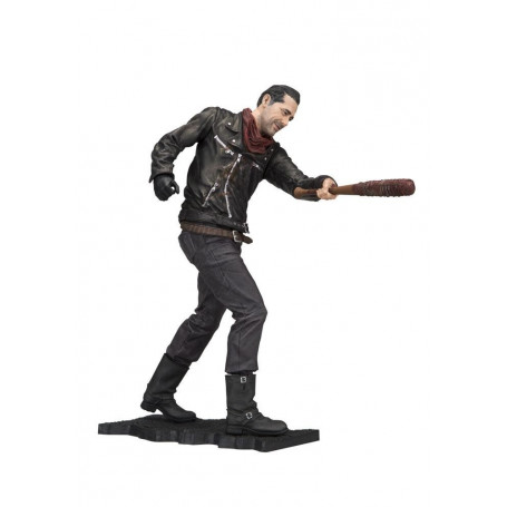 Mcfarlane Walking Dead TV Deluxe Negan Merciless edition 25 cm