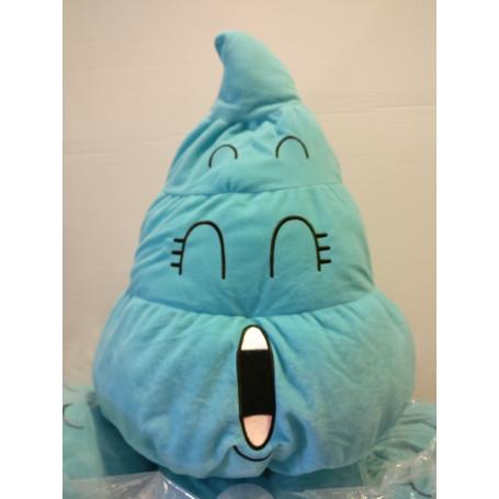 Dr Slump Peluche Crotte - Unchi Blue Poop Plush - Arale