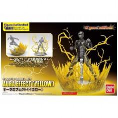 Bandai Figure Rise Effect - Aura Effect - yellow