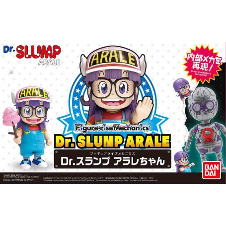 Bandai FIGURE-RISE MECHANICS - Dr.Slump Arale Model Kit.