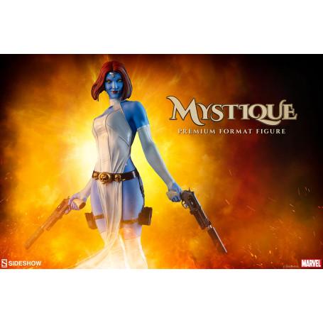 Sideshow Marvel - Premium Format Mystique - 48cm