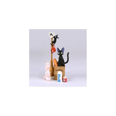 Kiki la petite Sorciere - Box Set Figurines Empilables