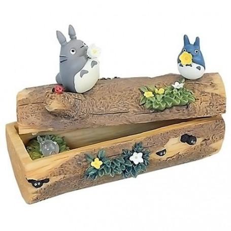 Mon voisin Totoro - Accessory case - Boîte a bijoux Trompettes de fleur.