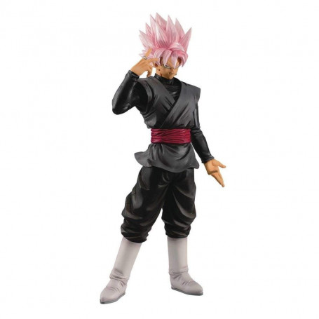 Banpresto Dragonball Super Grandista Resolution of soldiers Son Goku Super Saiyan Rosé