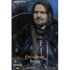 Asmus Toys - Lord of the ring - Le Seigneur des anneaux - Boromir Rooted Hair