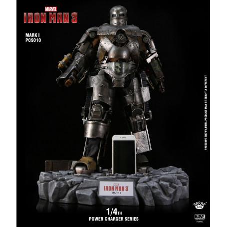 King Arts 1/4 PCS010 Iron Man Mark I