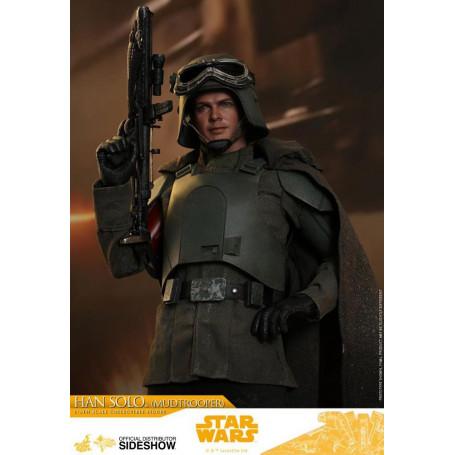 Hot Toys Star Wars Solo - Movie Masterpiece 1/6 Mud Trooper 30 cm