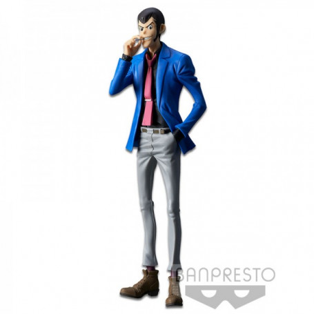 Banpresto Master Stars Piece - Lupin The Third Part.5