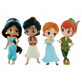 Banpresto Disney Q Posket Petit - Fantastic Time Set