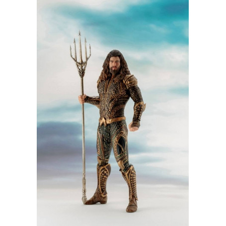 Kotobukiya ArtFx - Justice League Aquaman 1/10
