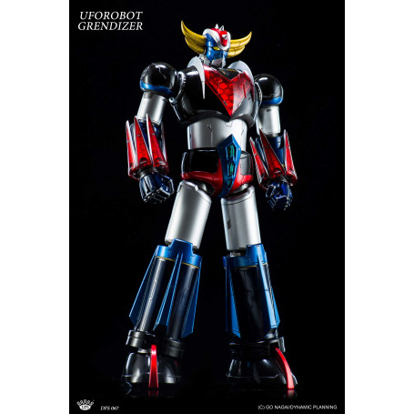 King Arts Diecast Action Uforobot Grendizer 25cm