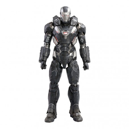 Hot Toys Avengers Infinity Die cast War machine Mark IV