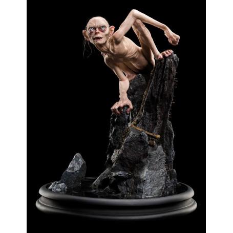 Sideshow Weta Le Seigneur des Anneaux statue Gollum 1/3