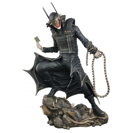 Diamond Select DC Gallery - Figurine PVC - The Batman Who Laughs - 23cm