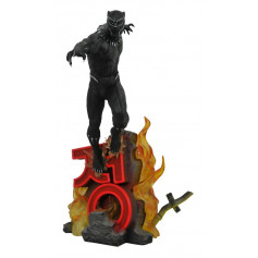 Diamond Marvel statue Premier Collection Black Panther - 40cm