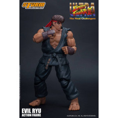 Storm Collectibles - Ultra Street Fighter II : The Final Challengers - Evil Ryu 1/12