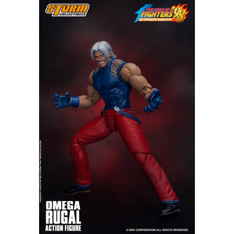 Storm Collectibles - The King of Fighters 98 UM - Omega Rugal 1/12