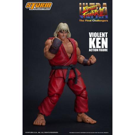 Storm Collectibles - Ultra Street Fighter II : The Final Challengers - Violent Ken/12